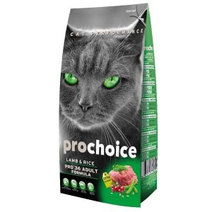Pro Choice 36 Adult Cat Lamb&Rice Plus 15 Kg