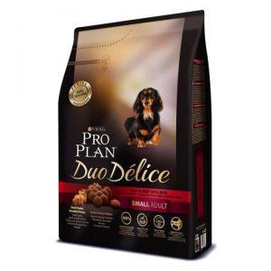 Pro Plan Duo Delice Küçük Irk Yetişkin Somonlu Köpek maması 2,5 Kg