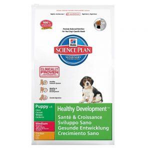 Hills Puppy Healthy Development Medium Chicken 3 Kg