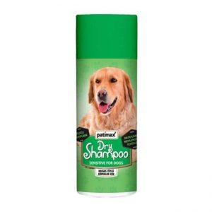 PATIMAX Hassas Köpekler için Kuru Şampuan