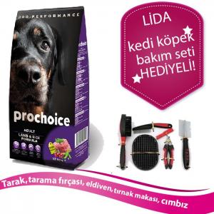 Pro Choice Dog Performance Lamb & Rice Kuzu Etli ve Pirinçli Köpek Maması 12 Kg