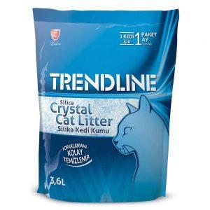TRENDLINE Kristal Kedi Kumu 3,6 Lt