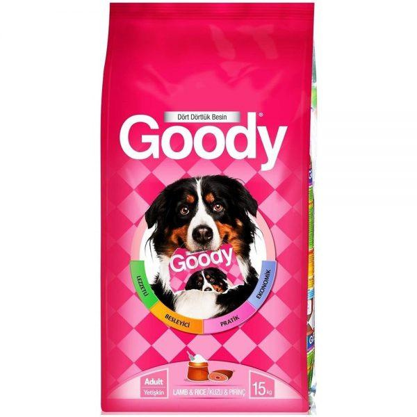 Goody Kuzu Etli ve Pirinçli Yetişkin Köpek Maması